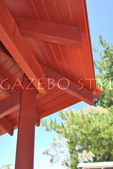 Hexagonal Gazebos
